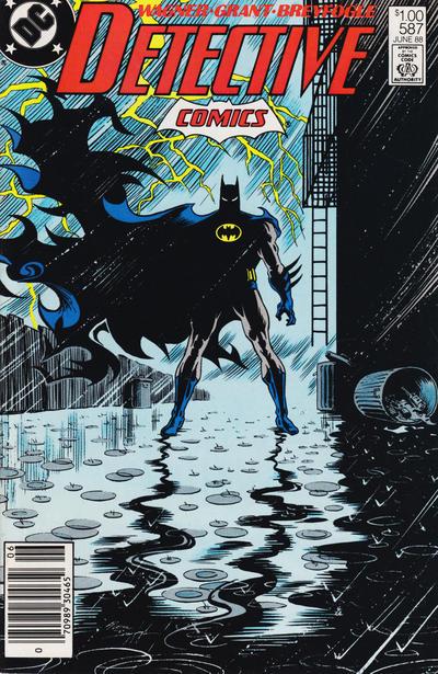 Detective #587, 1988
