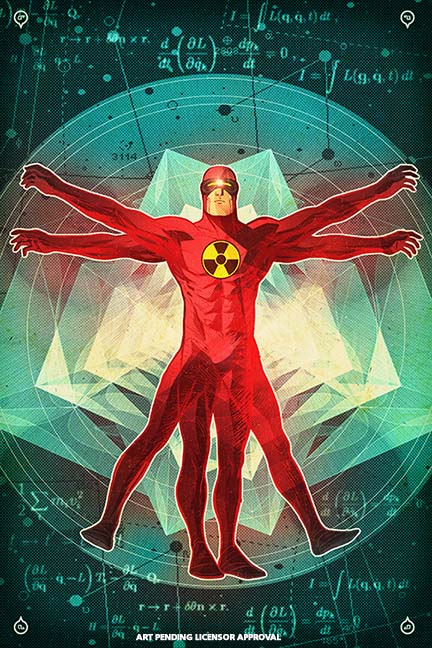 Solar, Man of the Atom