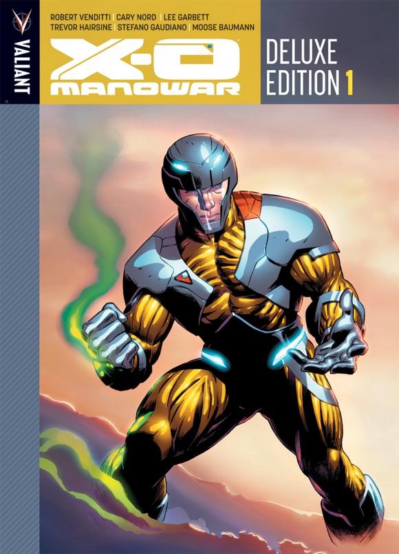 X-O Manowar Deluxe Edition