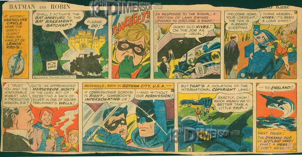 Third-page version. Batman ™ and © 2014 DCComics.