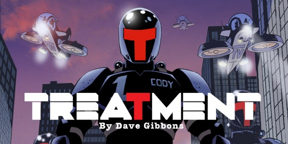 Dave Gibbons' Treatment, at Madefire