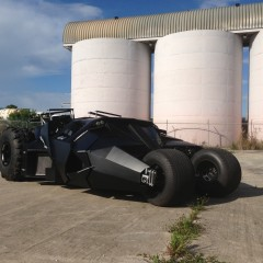 You Can Now Buy a Street-Legal Batmobile