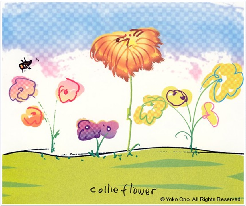 """Collie Flower"""