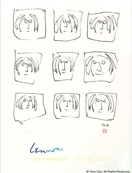 """""""Lennon,"""" 1968"""