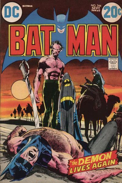 batman ra's