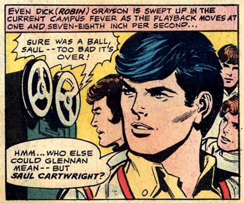 Batman #222, script by Frank Robbins, art by Irv Novick and Dick Giordano
