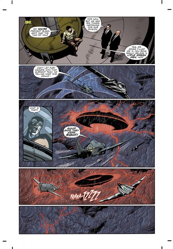 Captain Midnight #3: Writer: Joshua Williamson. Artist: Fernando Dagnino.