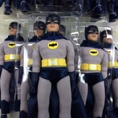 NEW PICS! Batman '66 Figures On the March