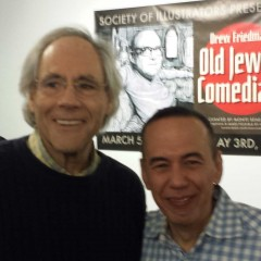 "Drew Friedman's Show Attracts Actual ""Old Jewish Comedians"""