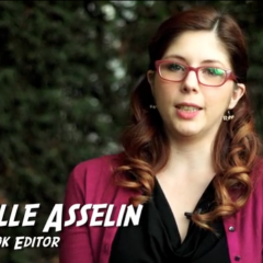 SHE MAKES COMICS: Janelle Asselin on Being a Woman in Comics