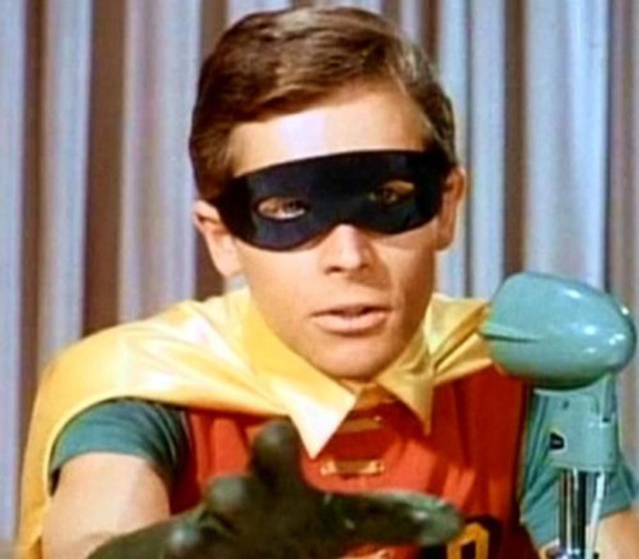 Burt Ward GOTHAM TRIBUNE Burt Ward s