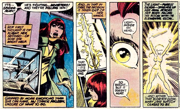 Marvel Team-Up #79 (1979), script by Chris Claremont, art by John Byrne and Terry Austin