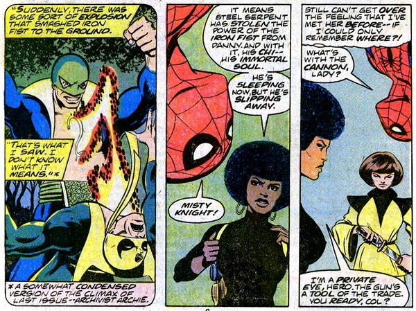 Marvel Team-Up #64 (1977), script by Chris Claremont, art by John Byrne and Dave Hunt