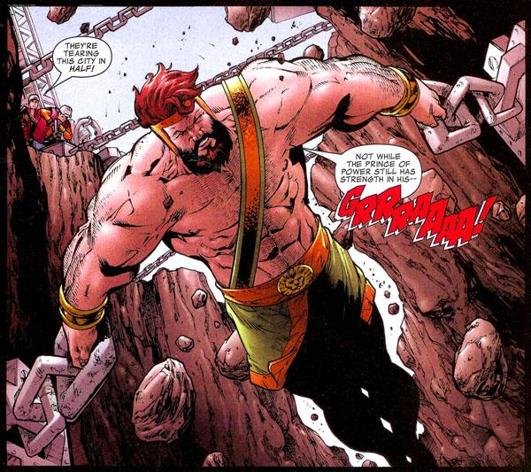 World War Hulk: Aftersmash (2008), script by Greg Pak, art by Rafa Sandoval and Vicente Cifuentes