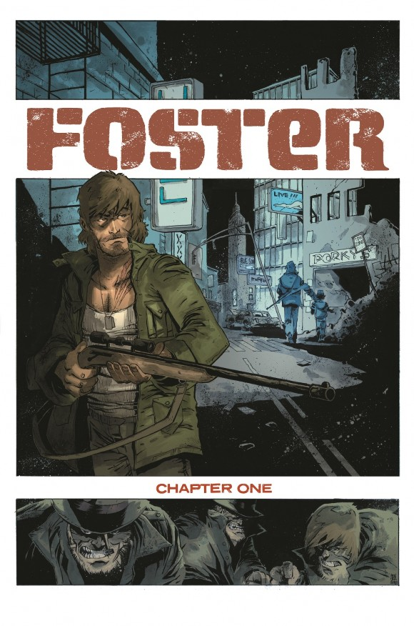 Foster CH 1 COVER)