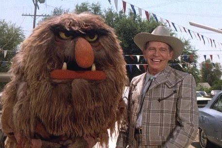 Sweetums and Milton Berle