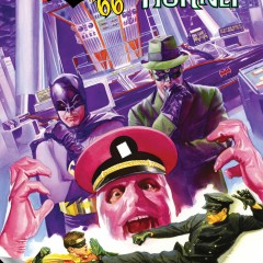 EXCLUSIVE Preview! BATMAN '66 Meets the GREEN HORNET #6