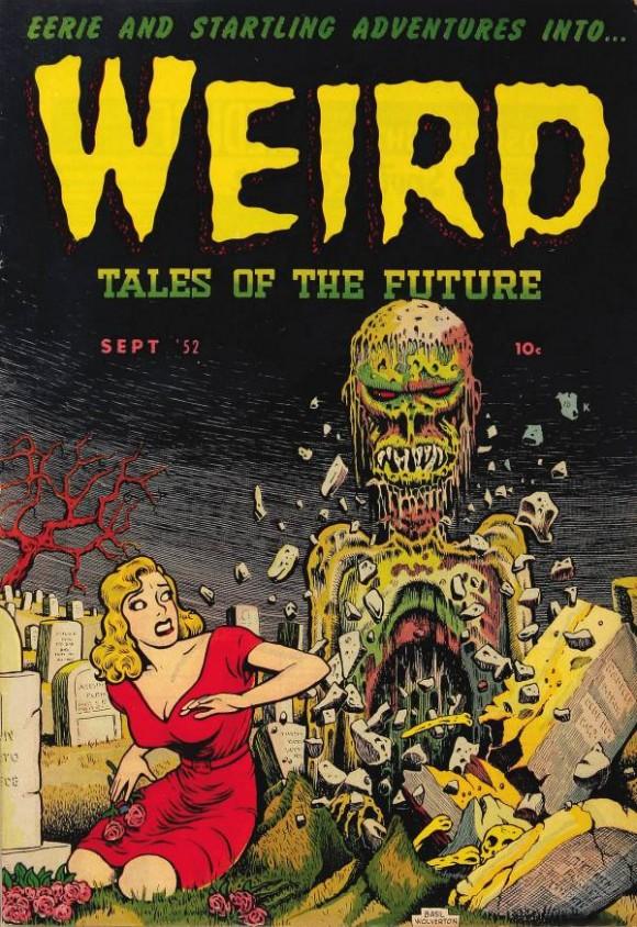 Wolverton - Weird Tales 3 1952 600