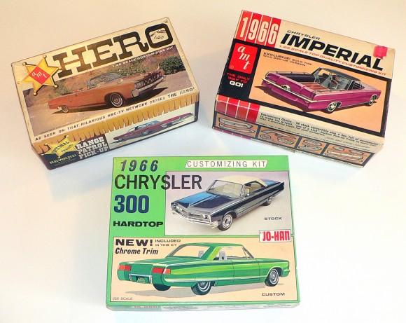 Vintage kits