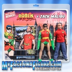 CONTEST! Win an Action Figure — of YOU!