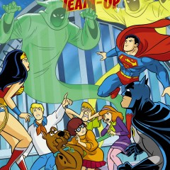 EXCLUSIVE Preview! SCOOBY-DOO! TEAM-UP #6