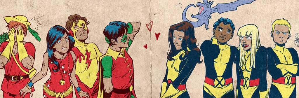 kid_heroes_for_blastoff_comics_by_laraw-d7ku59s