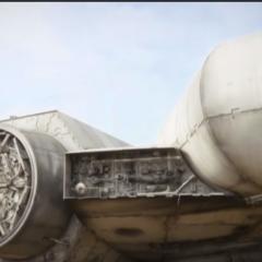New Footage: Star Wars Vs. Batman