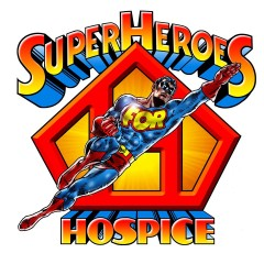 Comics For a Cause: SUPERHEROES FOR HOSPICE Raises Funds and Awareness