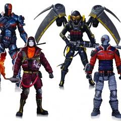BATMAN MEGACONTEST: Win SEVEN Arkham Action Figures!