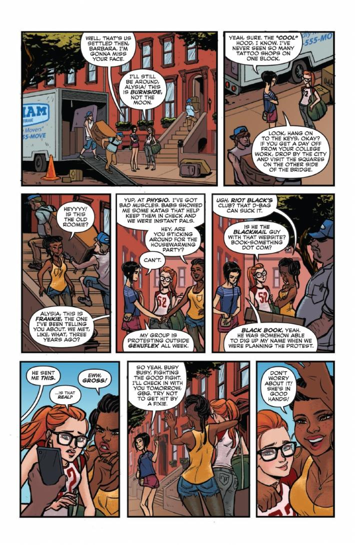 New Look Batgirl Who She Is And How She Came To Be 13th