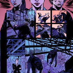 CATWOMAN #35: New Team Talks New Direction