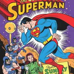 The SUPERMAN Comics Unseen for More Than 60 Years