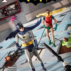 BATMAN '66 CONTEST: FIVE — count 'em, FIVE — Bat-Giveaways!