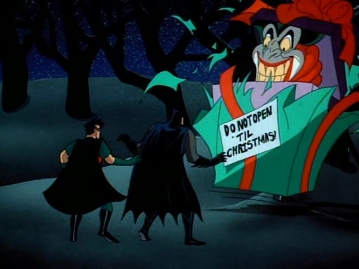 CONTEST: The JOKER's Ho-Ho-Holiday Giveaway! (CONTEST ...