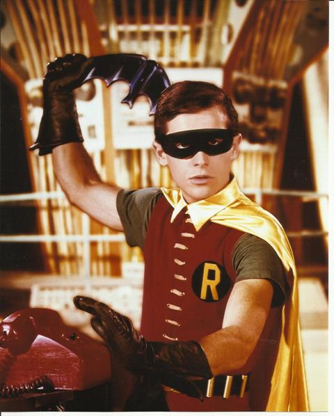 The real Robin the Boy Wonder