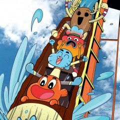EXCLUSIVE Preview: THE AMAZING WORLD OF GUMBALL #6