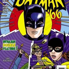 EXCLUSIVE Preview: BATMAN '66 #18