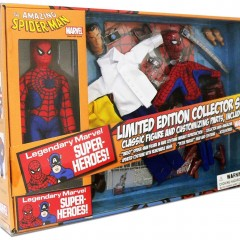CONTEST: Win this RETRO SPIDER-MAN From Diamond Select!