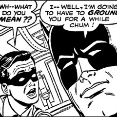 A BATMAN A DAY #9: Robin … Grounded?!