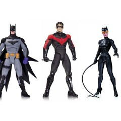 CONTEST: Win Three CAPULLO BATMAN Action Figures!