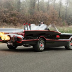 PODCAST ALERT! A Special BATCAVE PODCAST on the '66 BATMOBILE