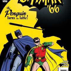 EXCLUSIVE Preview: BATMAN '66 #22