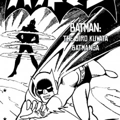 EXCLUSIVE PREVIEW: BATMANGA Chapter 42