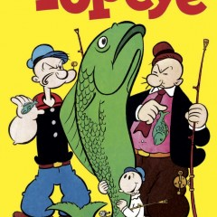EXCLUSIVE Preview: POPEYE CLASSIC COMICS #33