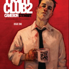EXCLUSIVE: How I Did This FIGHT CLUB 2 #1 Cover, by CHIP ZDARSKY