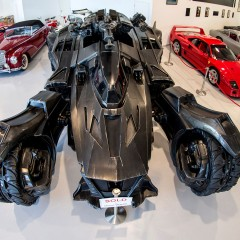 RESERVED: One Batmobile, Waiting for Pick-Up
