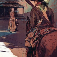EXCLUSIVE! Tula Lotay's Cover for REBELS #6