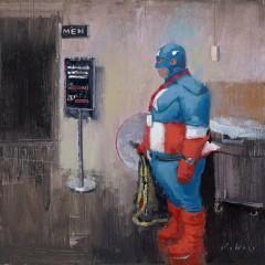 William Wray's Superheroes