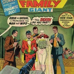 BATMAN FAMILY ALBUM: The Ballad of Babs and Dick
