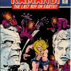 13 COVERS: Kirby's KAMANDI